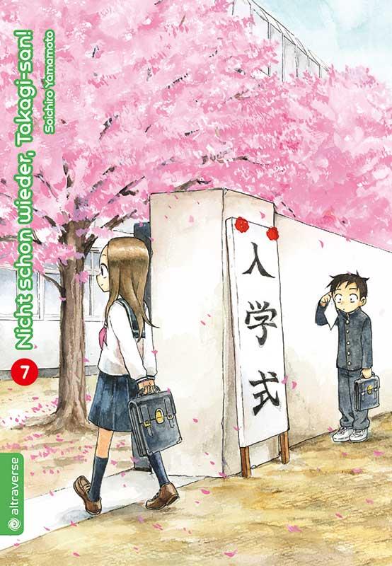 Nicht schon wieder, Takagi-san Band 7