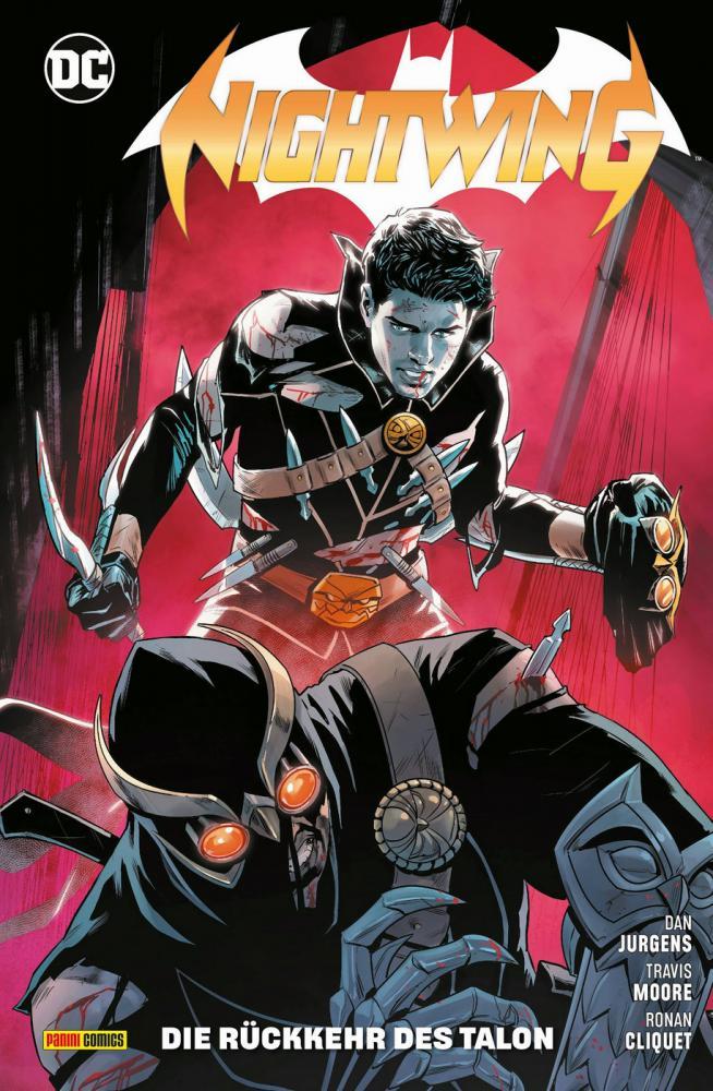 Nightwing 10: Die Rückkehr des Talon