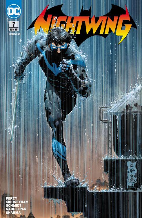 Nightwing 7: Gefangen im Dark Web