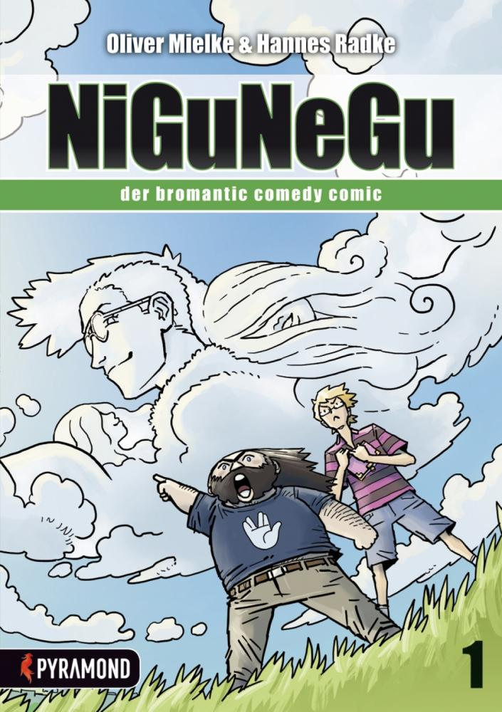 NiGuNeGu - Der Bromantic Comedy Comic Band 1