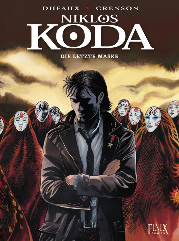 Niklos Koda 15: Die letzte Karte