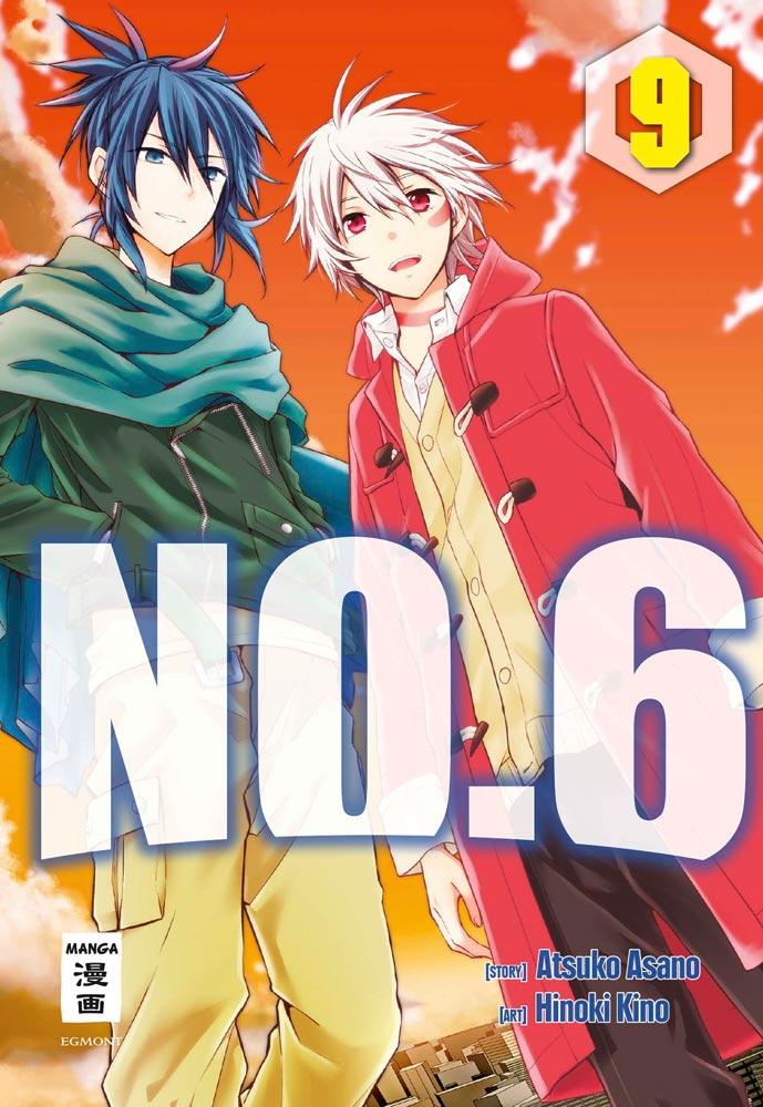 NO. 6 Band 9