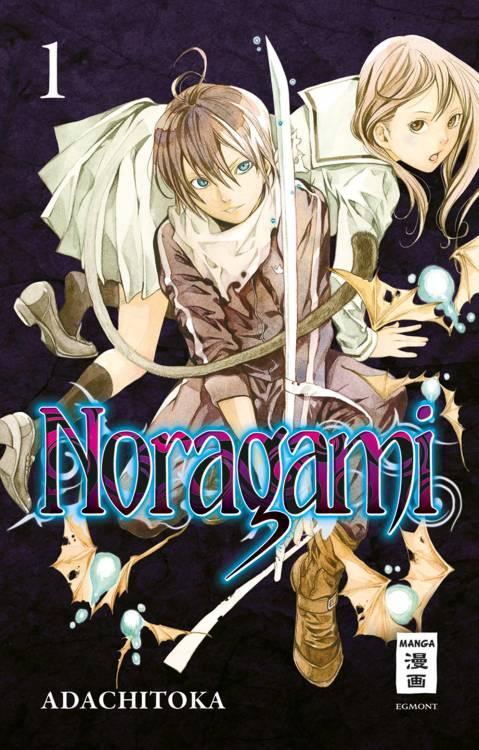 Noragami Band 1