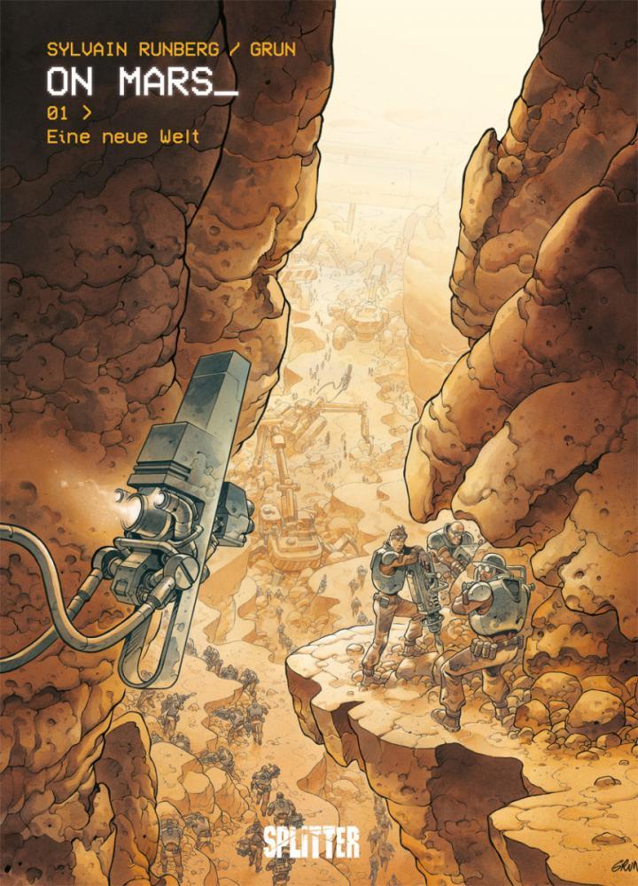 On Mars_ 1: Eine neue Welt