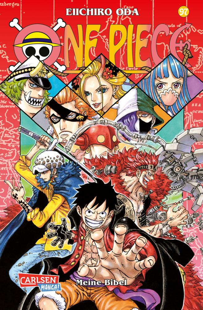 One Piece 97: Meine Bibel