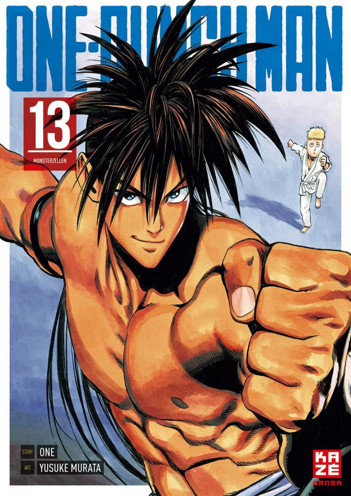 One-Punch Man 13: Monsterzellen