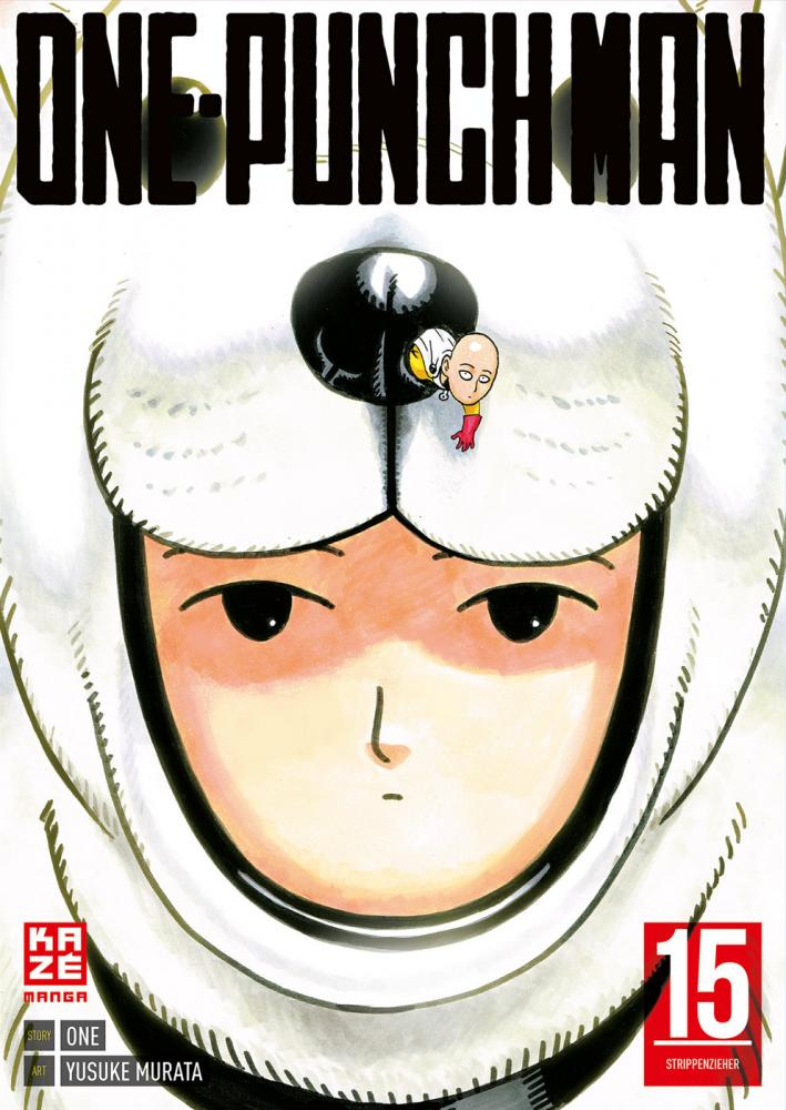 One-Punch Man 15: Strippenzieher