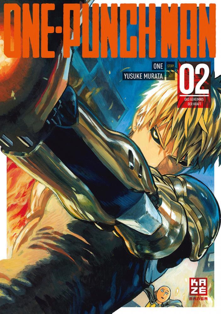 One-Punch Man 2: Das Geheimnis der Kraft