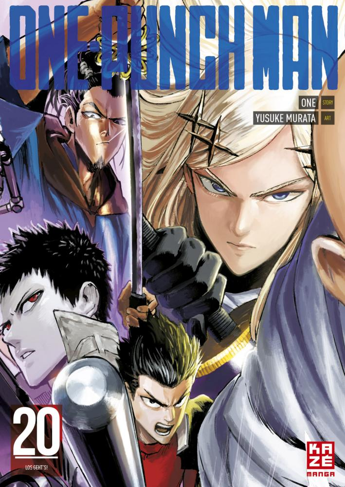 One-Punch Man 20: Los geht's!