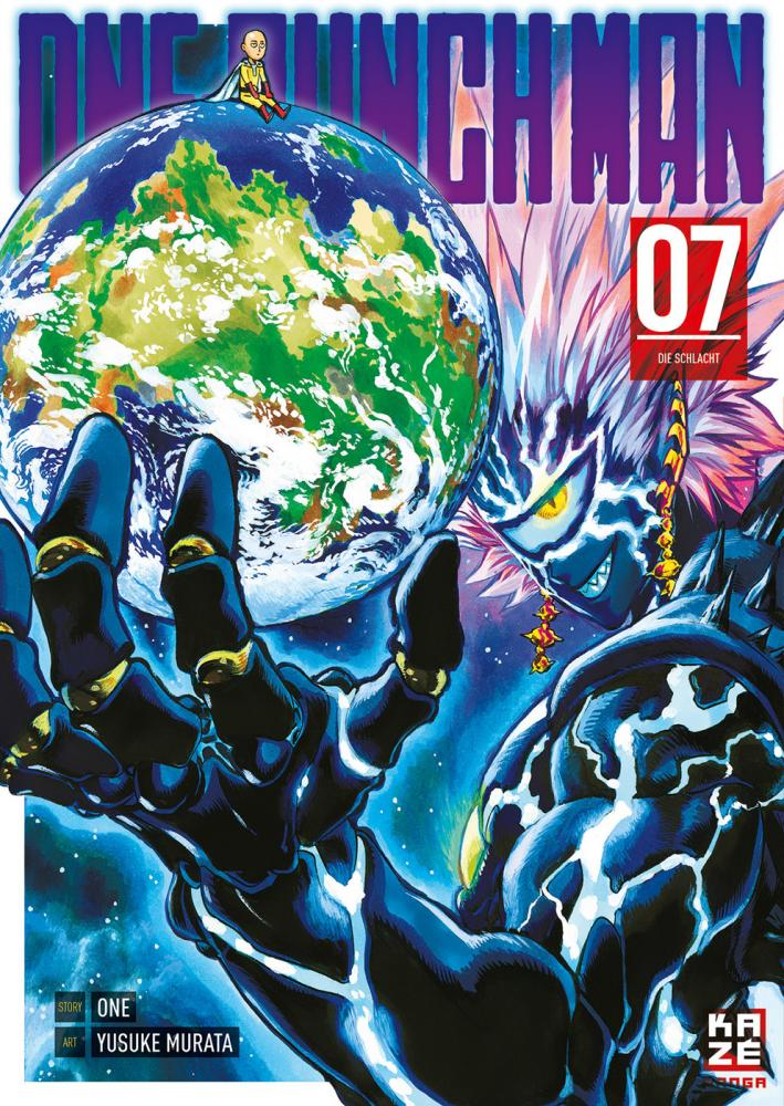 One-Punch Man 7: Die Schlacht