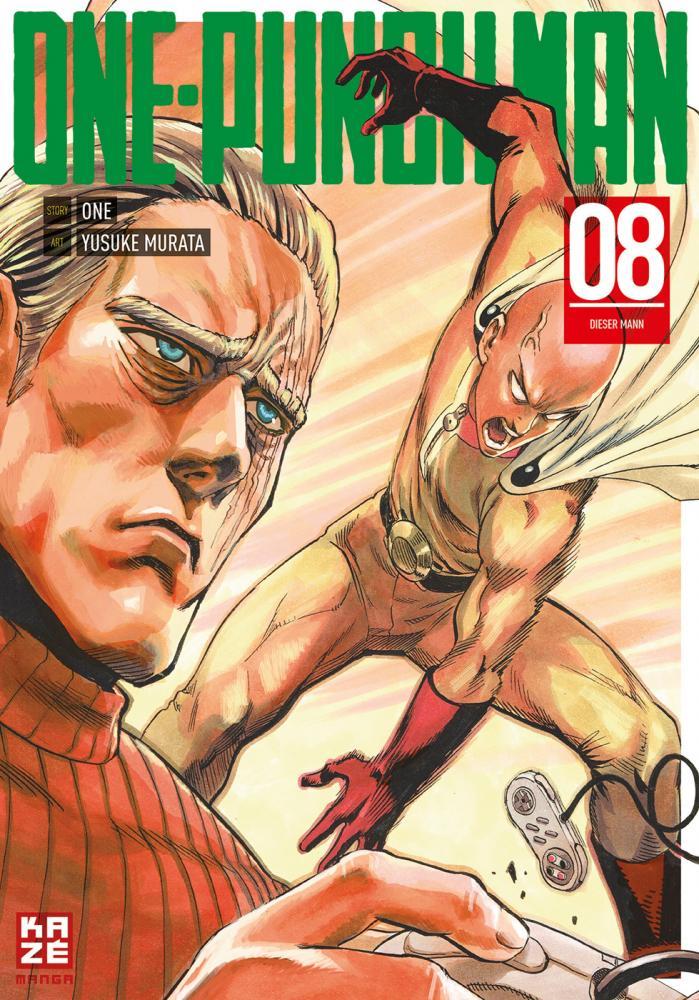 One-Punch Man 8: Dieser Mann