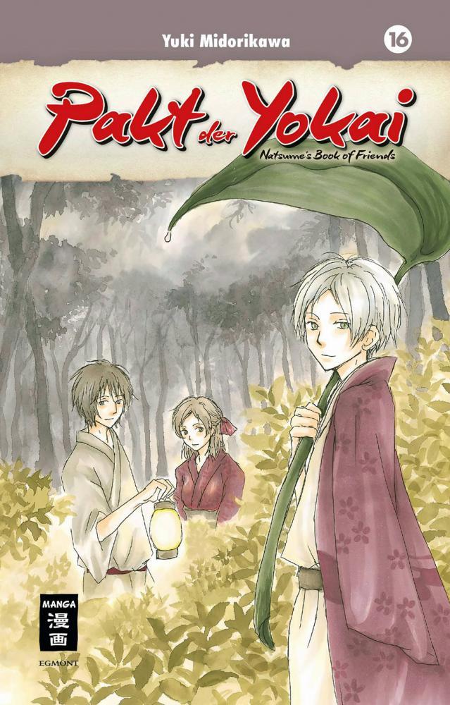 Pakt der Yokai Band 16