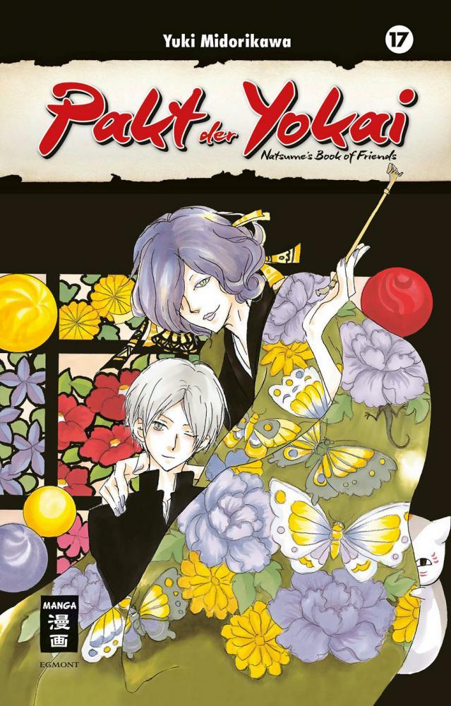 Pakt der Yokai Band 17