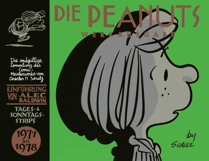 Peanuts Werkausgabe 14: 1977-1978