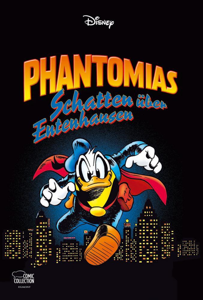 Disney: Phantomias – Schatten über Entenhausen