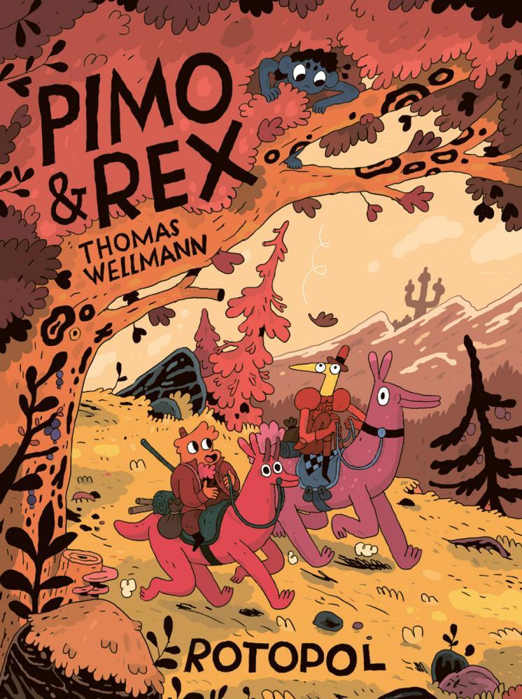 Pimo & Rex (Band 1) (deutschsprachige Ausgabe)