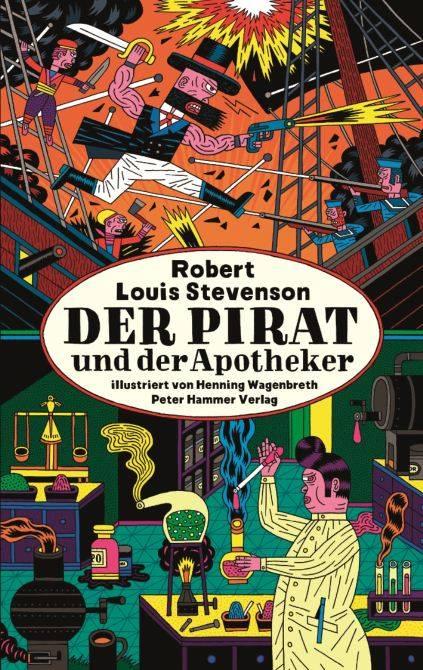 Pirat und der Apotheker