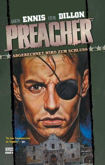 Preacher 9: Abgerechnet wird zum Schluss
