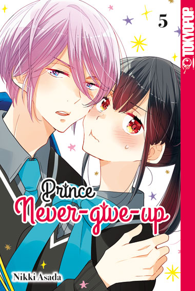 Prince Never-give-up Band 5