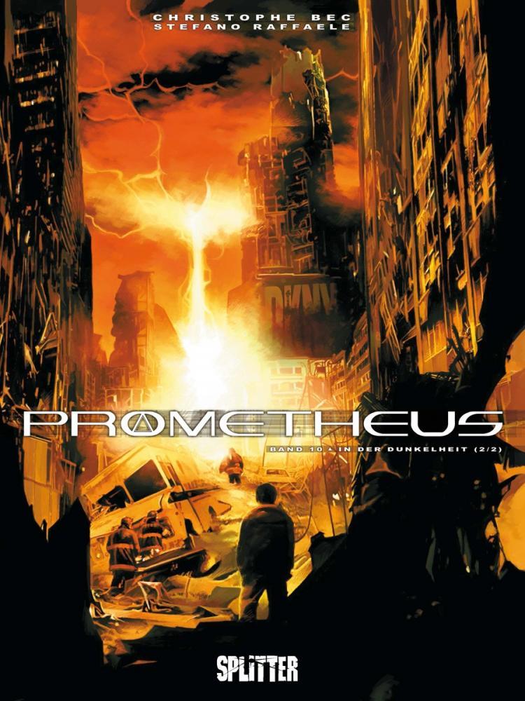 Prometheus 10: In der Dunkelheit 2