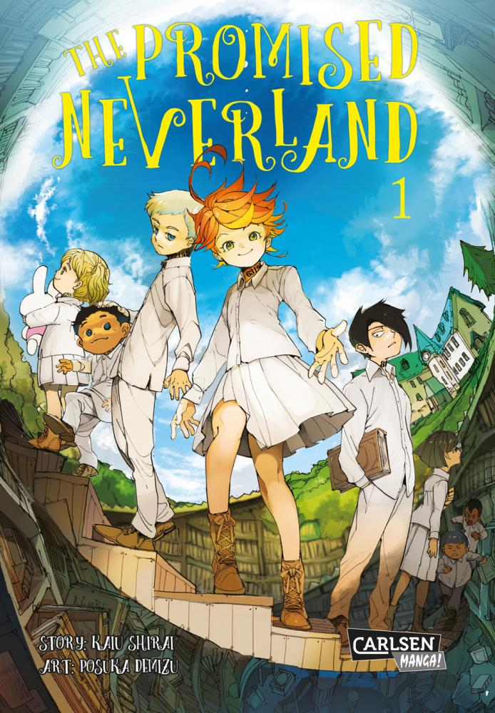 Promised Neverland Band 11