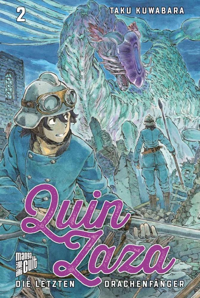 Quin Zaza - Die letzten Drachenfänger Band 2