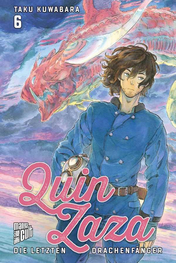 Quin Zaza - Die letzten Drachenfänger Band 6