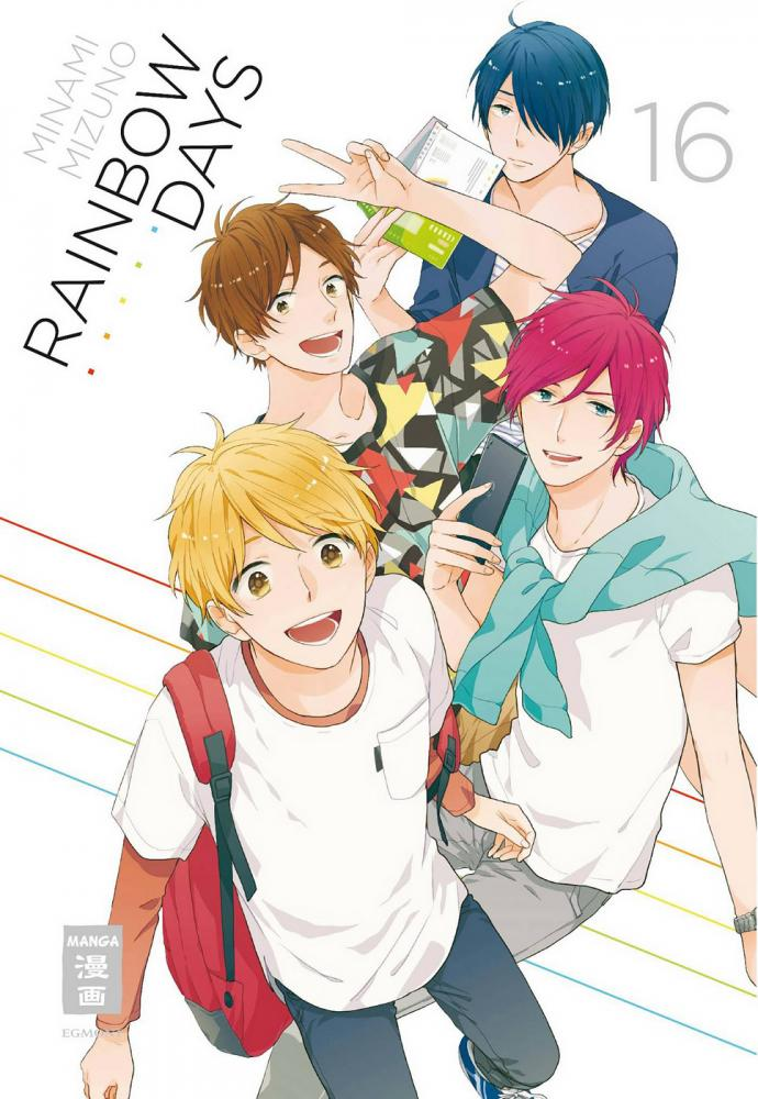 Rainbow Days Band 16