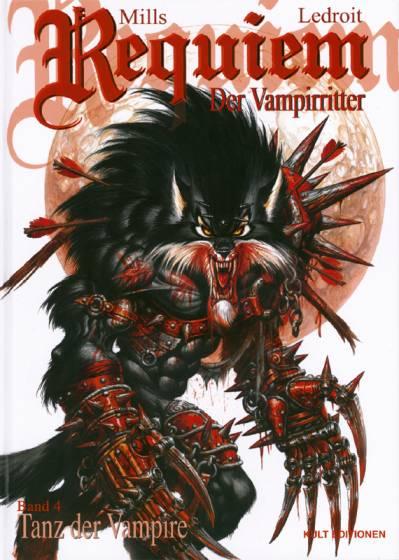 Requiem - der Vampirritter 4: Tanz der Vampire