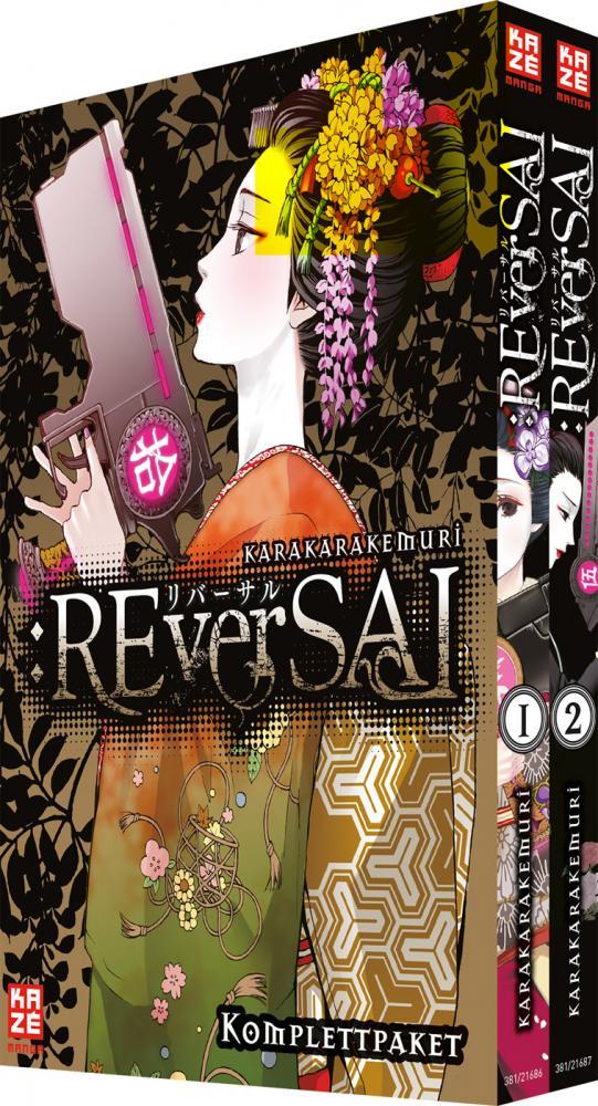 :REverSAL Gesamtausgabe (2 Bände im Schuber)
