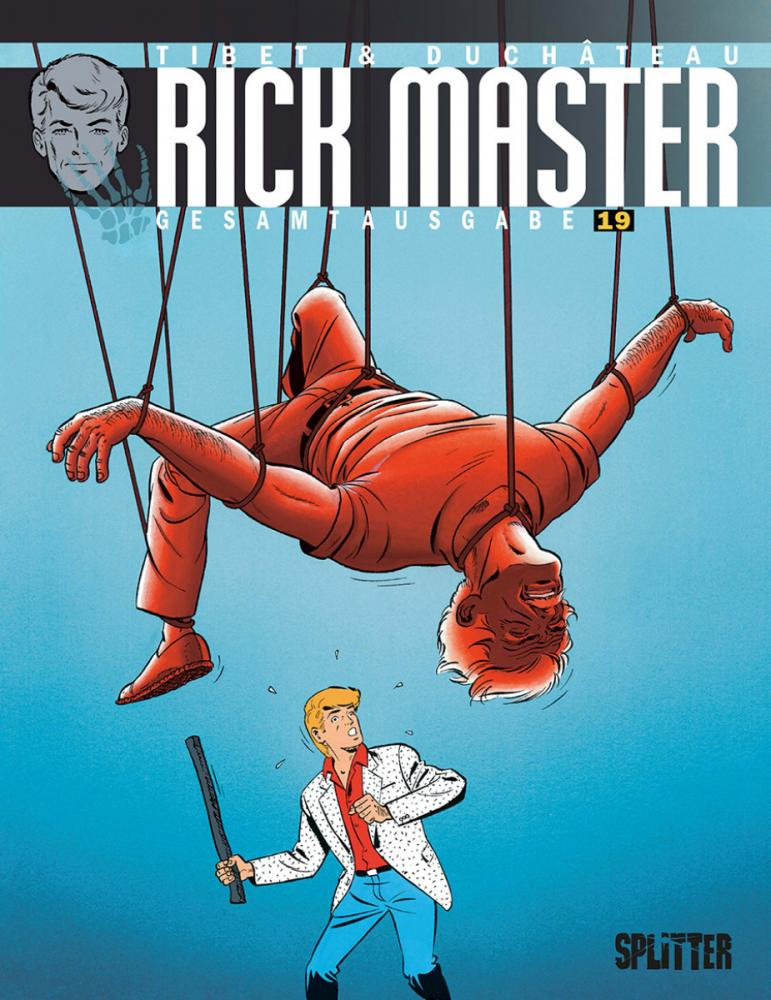 Rick Master Gesamtausgabe Band 19