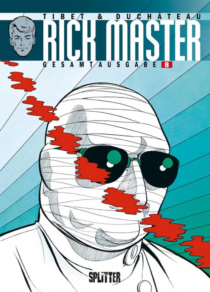 Rick Master Gesamtausgabe Band 8
