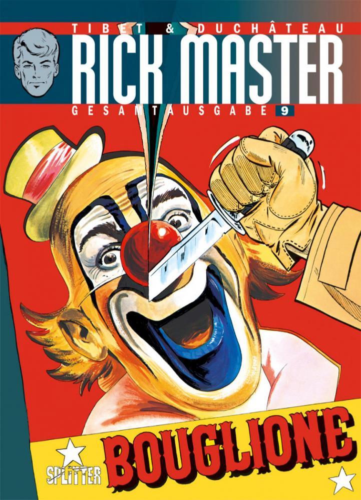 Rick Master Gesamtausgabe Band 9