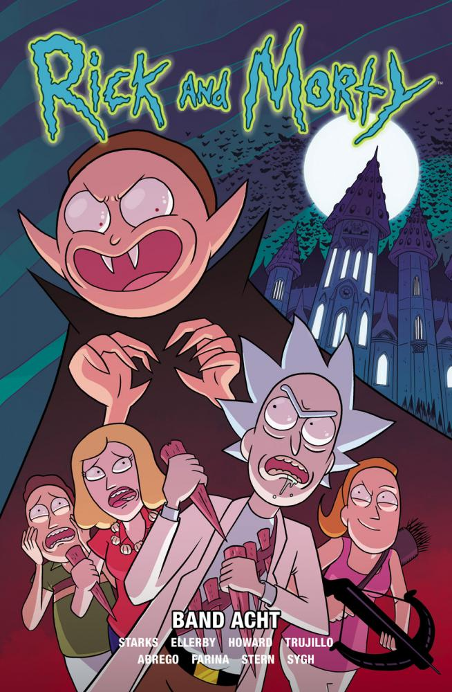 Rick and Morty Band 8