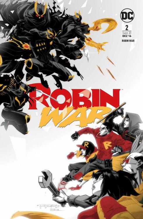 Robin War Band 2