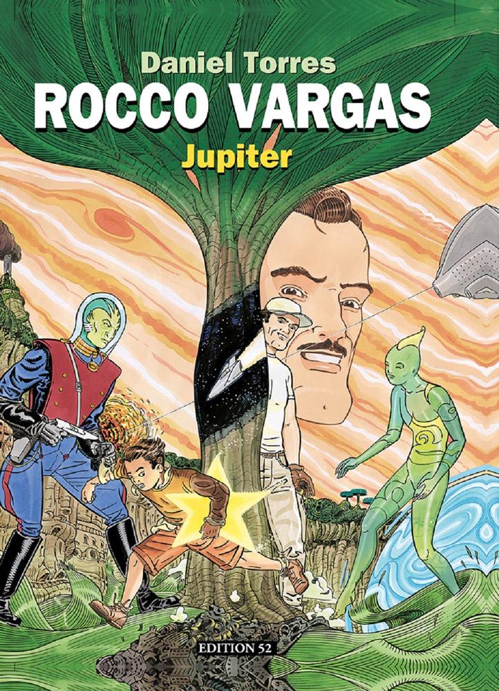 Rocco Vargas 9: Jupiter