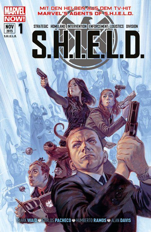 S.H.I.E.L.D. 1: Helden und Agenten