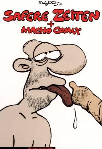 Safere Zeiten + Macho Comics