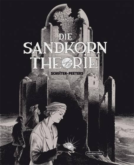 geheimnisvollen Städte Die Sandkorntheorie