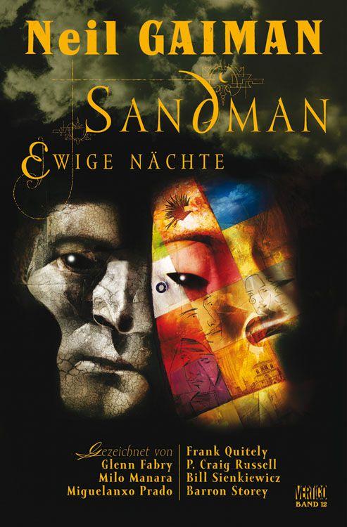 Sandman (12:) Ewige Nächte