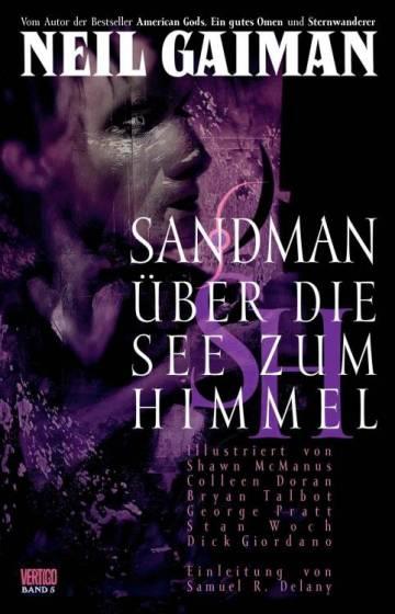 Sandman 5: Über die See zum Himmel