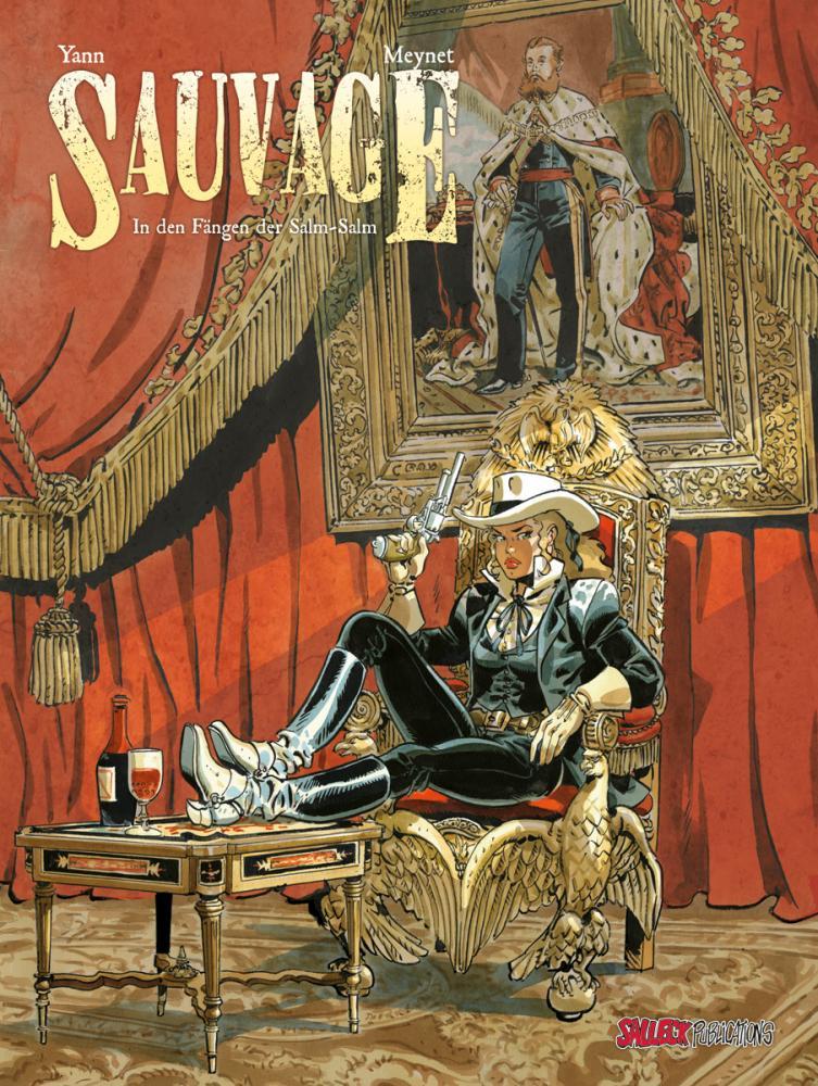 Sauvage 2: In den Fängen der Salm-Salm