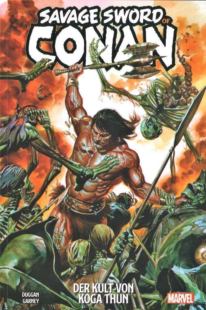 Savage Sword of Conan 1: Der Kult von Koga Thun