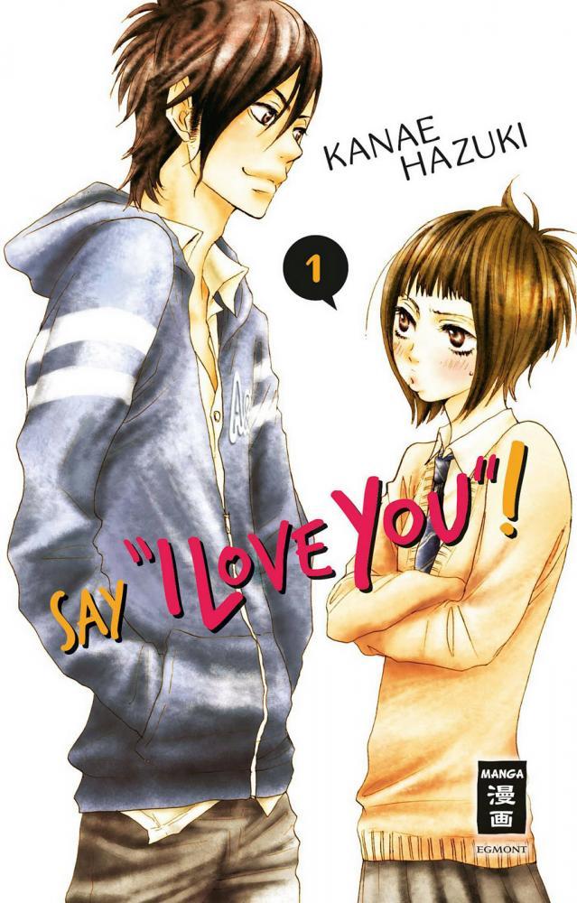 "Say ""I love you""! Band 1"