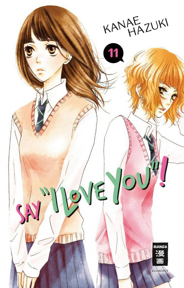 "Say ""I love you""! Band 11"