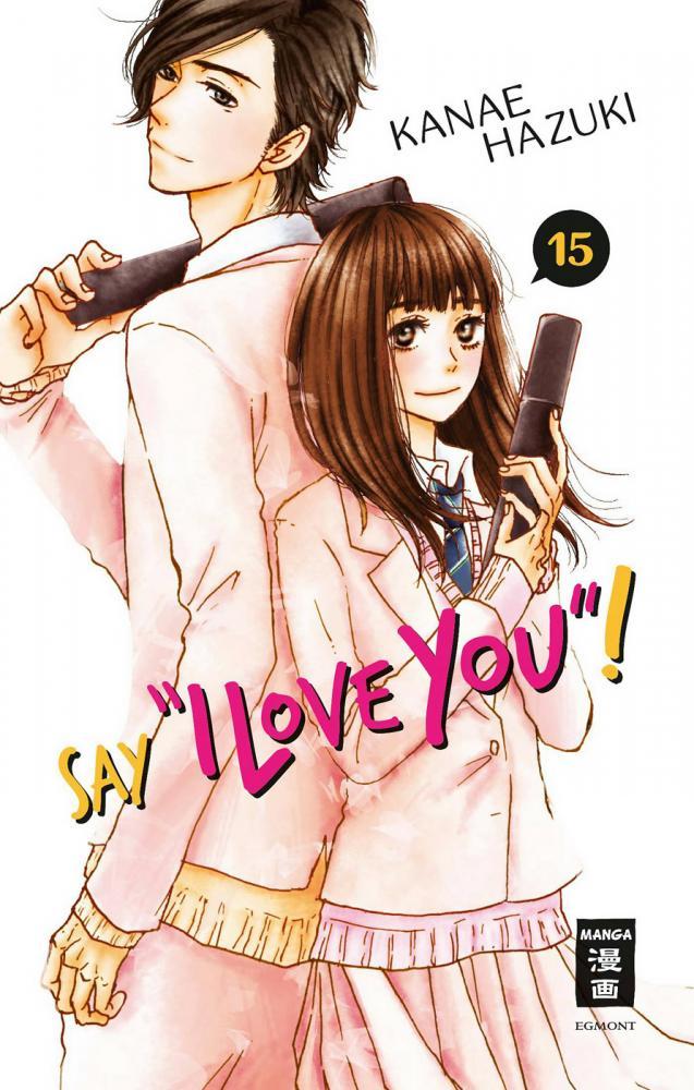 "Say ""I love you""! Band 15"