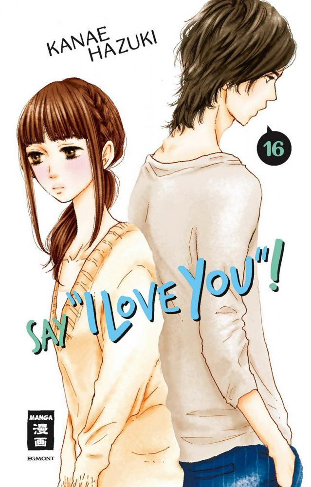 "Say ""I love you""! Band 16"