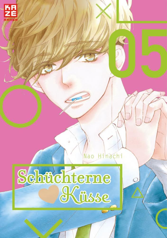 Schüchterne Küsse Band 5
