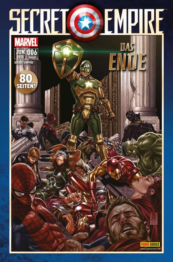 Secret Empire 6
