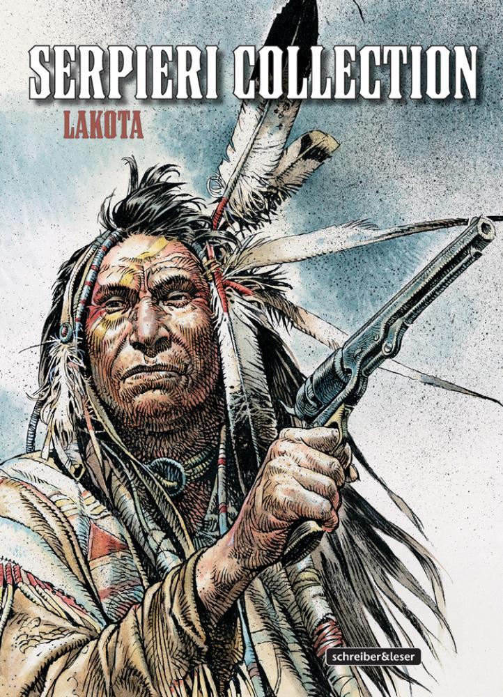 Serpieri Collection (Western) Lakota